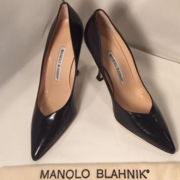 d22fea9dc8051 Manolo Blahnik Shoes | Designer Heels | Poshmark